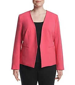 Nine West® Plus Size Kiss Me Jacket
