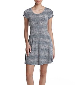 MICHAEL Michael Kors® Petites' Zephyr Cap Dress