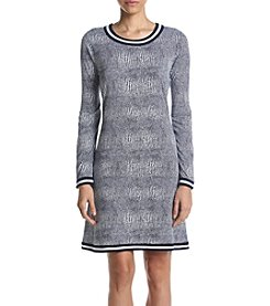 MICHAEL Michael Kors® Petites' Zephyr Border Dress