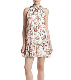 Speechless® Floral Trapeze Dress