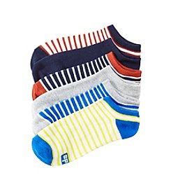 Keds® Striped 6-Pack No Show Socks