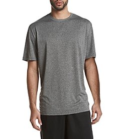 Exertek Men's Big & Tall Solid Performance Short Sleeve Tee
