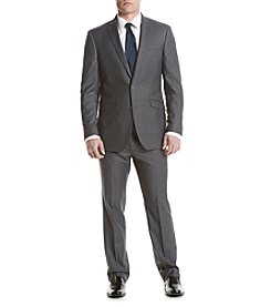 REACTION Kenneth Cole Men's Plaid Suit