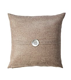 Cherie Button Decorative Pillow