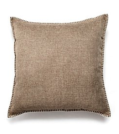 Charleston Whipstitch Decorative Pillow
