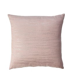 Jezabel Metallic Rose Decorative Pillow