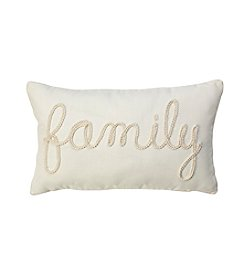 Thea Family Rope Decorative Pillow