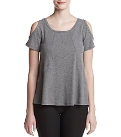 Calvin Klein Performance Cold Shoulder Top