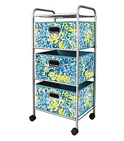Bintopia 3-Drawer Trolley Cart