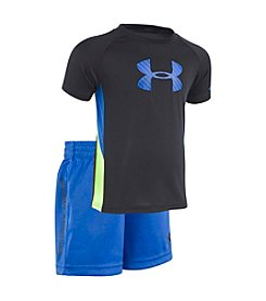 Under Armour® Baby Boys Tilt Shift Sportster Set
