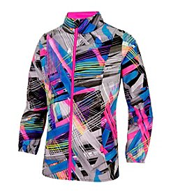 adidas® Girls' 7-16 Run Like The Wind Jacket