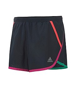adidas® Girls' 2T-6X Finish Line Shorts