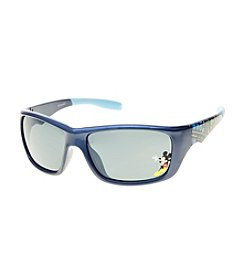 Riviera® Boys' Mickey Mouse® Wrap Sunglasses