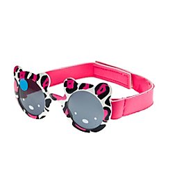 Statements Girls' Leopard Goggles