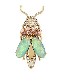 Betsey Johnson® Pave Insect Pin