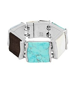 Robert Lee Morris Soho™ Mixed Semiprecious Geometric Bracelet
