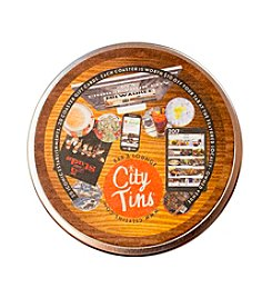 City Tins Milwaukee Bar & Lounge Coasters