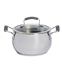 Epicurious 4-qt. Covered Soup Pot