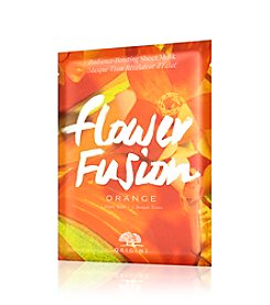 Origins Flower Fusion Orange Radiance Boosting Sheet Mask
