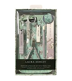 Laura Ashley® Manicure Pedicure Set