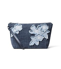 MICHAEL Michael Kors® Denim Medium Pouch