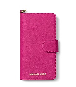 MICHAEL Michael Kors® Saffiano Leather Folio Case for iPhone 7