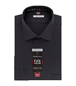 Van Heusen® Men's Flex Collar with Tek Fit Regular Fit Dress Shirt