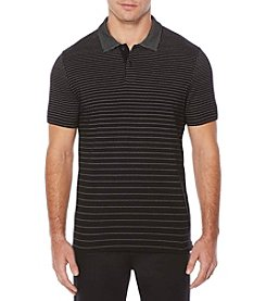 Perry Ellis® Men's Short Sleeve Solid Polo