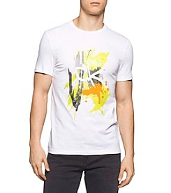 Calvin Klein Men's Short Sleeve Graphic Tee
