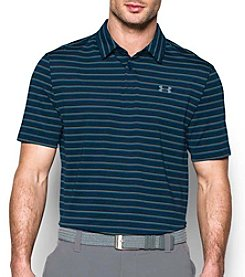 Under Armour® Men's Putting Stripe Polo