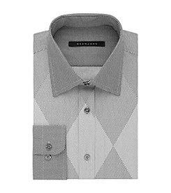 Sean John® Men's Regular Fit Dot Print Dress Shirt