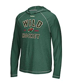 Reebok® Men's Minnesota Wild New Traditions Hoodie