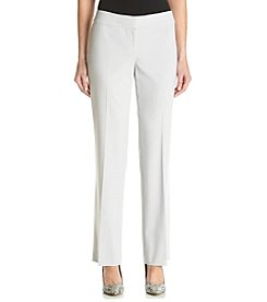 Nine West® Silvertone Trouser Pants