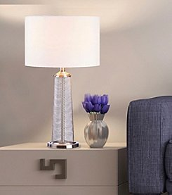 Catalina Lighting Malla Metal Mesh Table Lamp