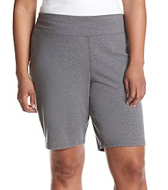 Exertek® Plus Size Essential Shorts