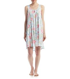 Miss Elaine® Floral Night Gown