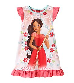 Disney® Girls' 2T-4T Floral Elena Gown