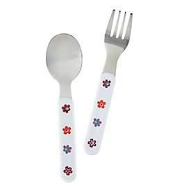 Living Quarters Kids' Butterfly Flatware Set