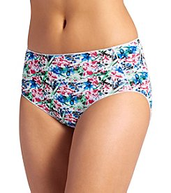 Jockey® No Panty Line Tactel Hip Briefs