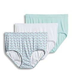 Jockey® Elance 3-Pack Breathe Briefs
