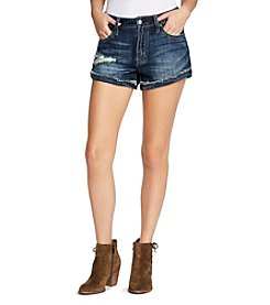 Jessica Simpson Destroyed Festival Shorts