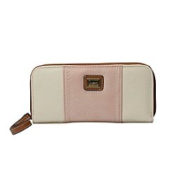 b.ø.c Beechwood Zip Around Wristlet