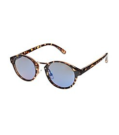 Relativity® Retro Round Sunglasses