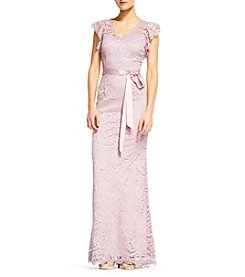 Adrianna Papell® Lace Mermaid Dress