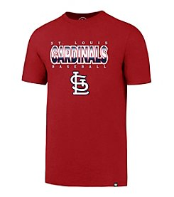 47 Brand MLB® St Louis Cardinals Men's Short Sleeve Tee