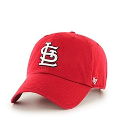 47 Brand MLB® St. Louis Cardinals Mens Clean Up Hat