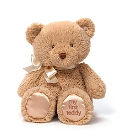 GUND® Baby Tan My First Teddy
