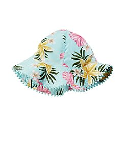 Carter's® Baby Girls' Floral Sun Hat