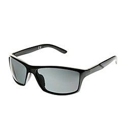 Paradise Collection® Black Slim Wrap Sunglasses