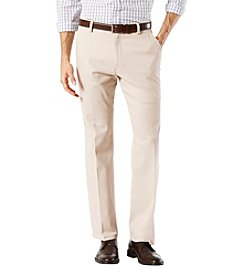 Dockers Easy Khaki Stretch Straight Fit Flat Front Pants